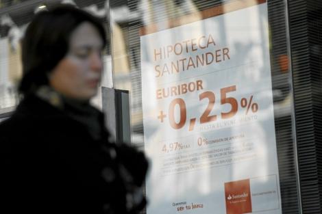 Gran parte del 'stock' bancario prodece del impago de hipotecas. | A. Xoubanova