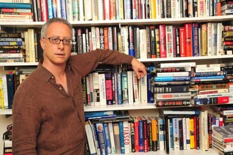 El autor, en una imagen reciente.
