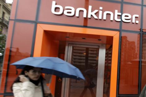 Bankinter, entidad financiera demanda. | Jorge Peteiro