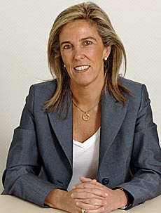Bárbara Pardo de Santayana, socia del área de Human Capital de Ernst & Young Abogados.