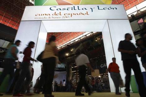 Feria Internacional del Libro de Guadalajara. | Efe
