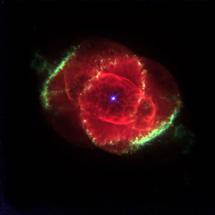 Ojo de gato, otra nebulosa planetaria | HST-NASA/ESA, J.P. Harrington y K. J. Borkowski