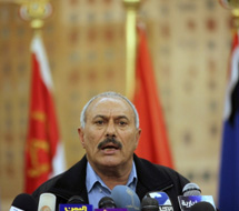 Saleh. | Reuters