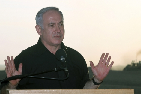El primer ministro israelí, Benjamin Netanyahu. | Reuters
