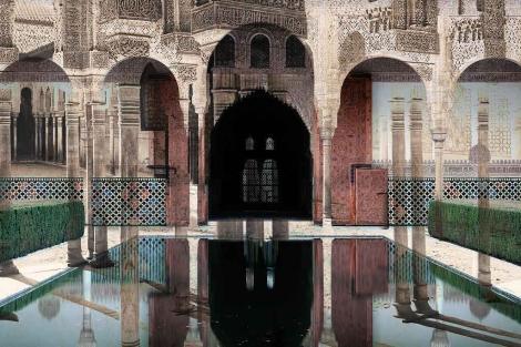 La Alhambra acogerá este muestra por la conmemoración del Milenio de Granada. | El Mundo