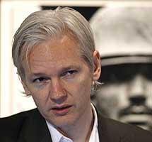 El fundador de Wikileaks, Julian Assange.   Reuters