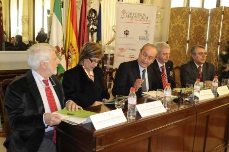 Imagen de la presentación del máster. | Nacho Alcalá
