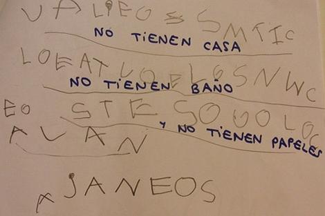 Campaña para acabar con la pobreza infantil.   Noslajugamosolocambiamos.org