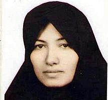 Shakineh Ashtiani.