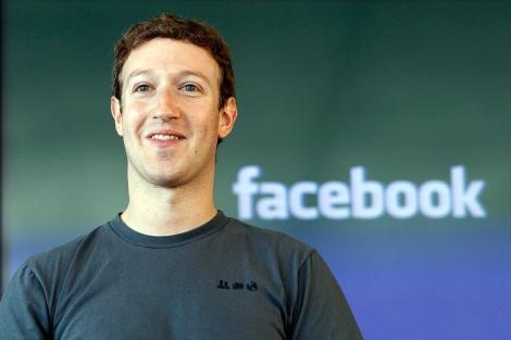 Marc Zuckerberg.   Ap