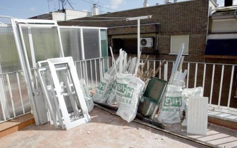 Obras de reformas en una vivienda. | ELMUNDO.es