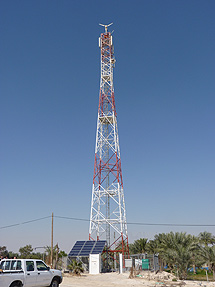 Antena híbrida. | P. R.