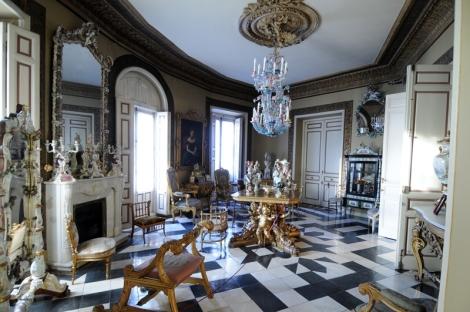 Salón de la planta Noble.| Marga Estebaranz