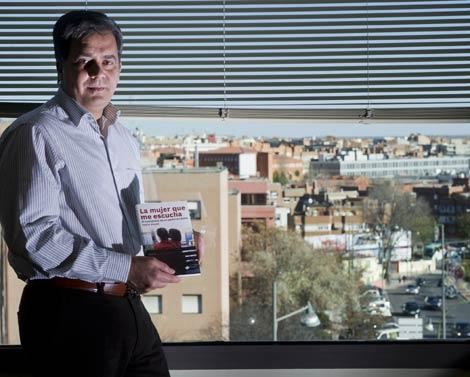 Pedro Alcalá, el autor del libro. (EM)