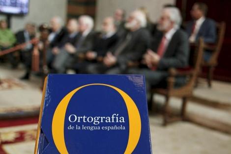Presentación de la nueva Ortogrfía. | Efe