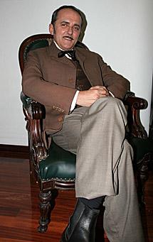 Antonio Durán 'Morris'. | Rosa González