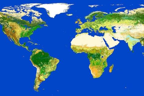 El Mapa Mas Detallado De La Tierra Disponible En Internet