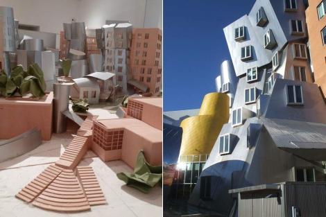 El Ray and Maria Stata Center, 1996-2001. Vea más imágenes