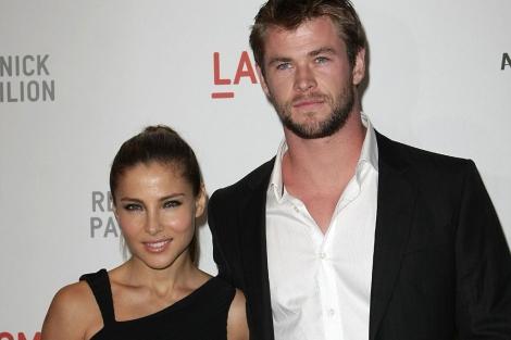 La pareja hizo oficial su romance en una gala en Los Angeles, el pasado septiembre. | Gtres