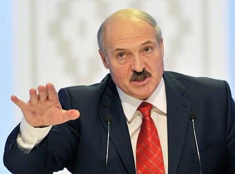 Alexander Lukashenko. | AFP