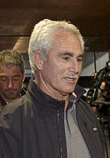 El patrón Ricardo Blach