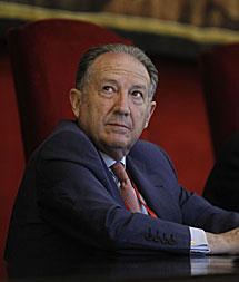 Félix Sanz Roldán. | Sergio González