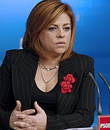 Elena Valenciano. | Efe