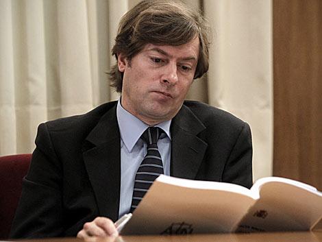El juez Santiago Pedraz, en una imagen de archivo. | Alberto Di Lolli