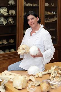 Ana Gracia, doctora en Biología y Paleontología. | Ical