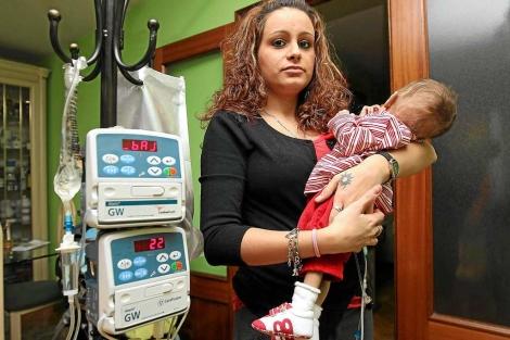 Un Bebe De 9 Meses Espera Un Trasplante Multivisceral Para Salvar Su