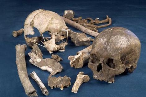 Fósiles 'Homo sapiens' arcaicos.|Science