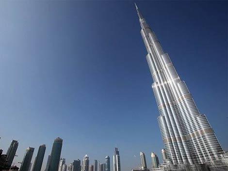 La futura torre china tendrá el mismo diseño que la Torre Khalifa de Dubai. | Elmundo.es