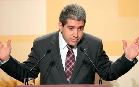 Francesc Homs, portavoz del Govern.  Efe