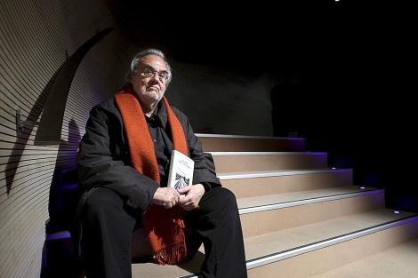 Manuel Gutiérrez Aragón, en Valencia, en 2009. | José Cuéllar