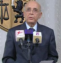 Mohamed Ganuchi. | Reuters