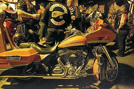 Motor Club de los Hell Angels del Arenal | J.A.