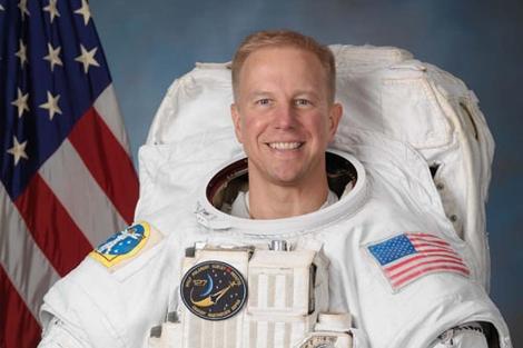 Tim Kopra. | NASA