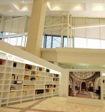 La Biblioteca.   R.González