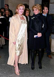 La baronesa Thyssen y Aguirre. | Efe