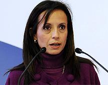 Beatriz Corredor. | Bernardo Díaz