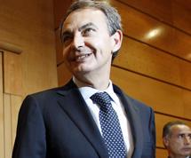 J. L. Rodríguez Zapatero. | José Aymá