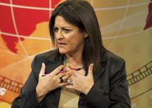 María Antonia Trujillo. | Roberto Cárdenas