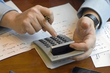 Los nuevos hipotecados con rentas medias altas tendrán que hacer cuentas.   Mitxi