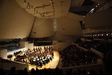 La nueva sede la Orquesta del Nuevo Mundo, de Frank Gehry. | Lynne Sladky / AP