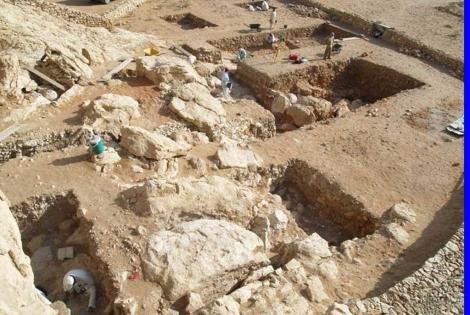 Yacimiento de Jebel Fayal.|'Science'