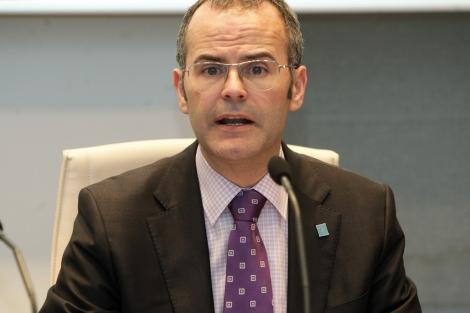 El conselleiro de Educación de la Xunta, Jesús Vázquez. | Conchi Paz