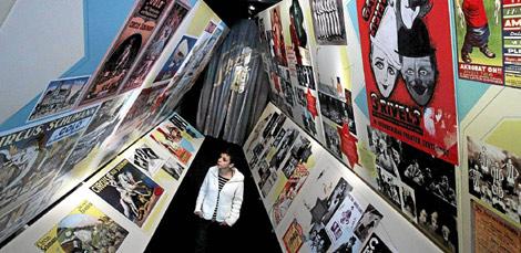 Una exposición en Barcelona repasa su trayectoria. | Efe