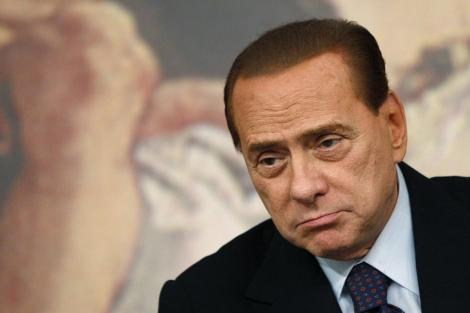 El primer ministro italiano, Silvio Berlusconi.   Ap