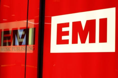 Sede de la discográfica EMI. | Foto: AP