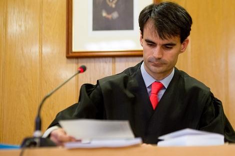 El juez de la Audiencia Nacional Pablo Ruz, en una imagen de archivo. | Gonzalo Arroyo